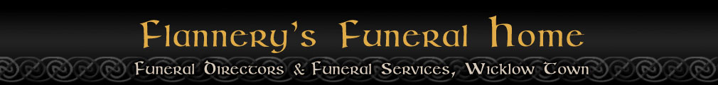 Flannerys Funeral Home - Funeral Directors (Undertakers) & Funeral Services in Wicklow Town